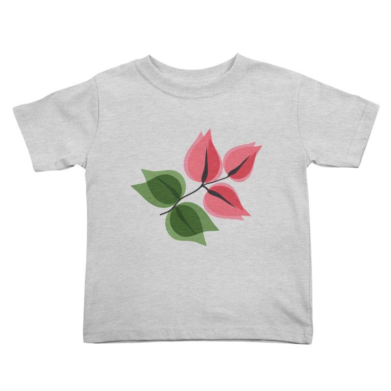 Buganvillea Kids Toddler T-Shirt by Yellow Studio · the Shop!