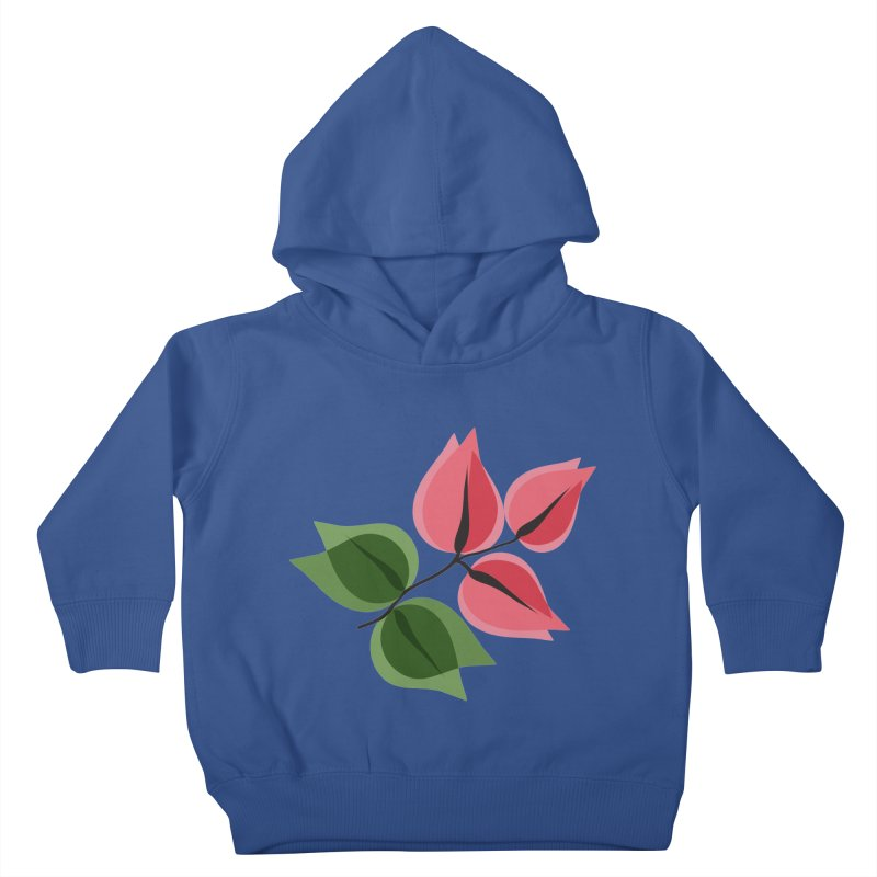 Buganvillea Kids Toddler Pullover Hoody by Yellow Studio · the Shop!