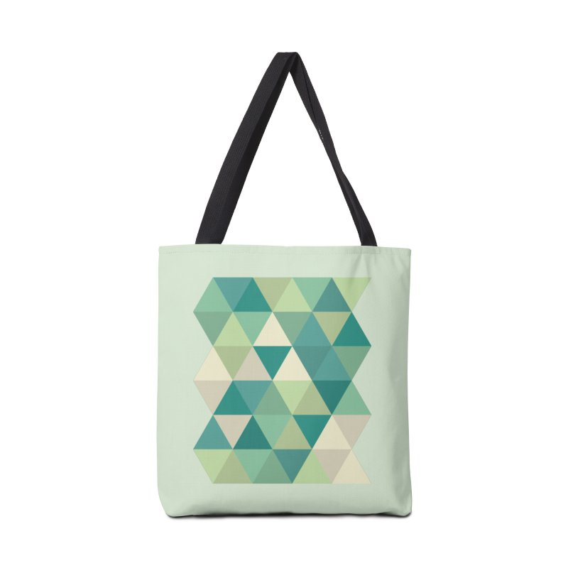 Tropical Rain Accessories Bag by Yellow Studio · the Shop!