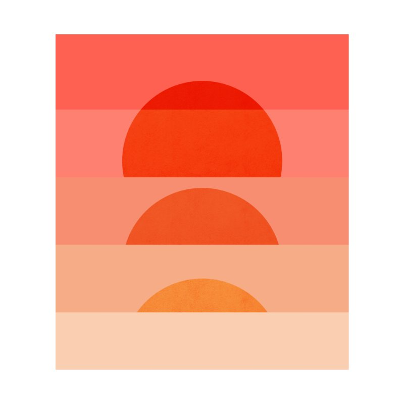Abstraction_SUNSET_ART_001 by yeohgh
