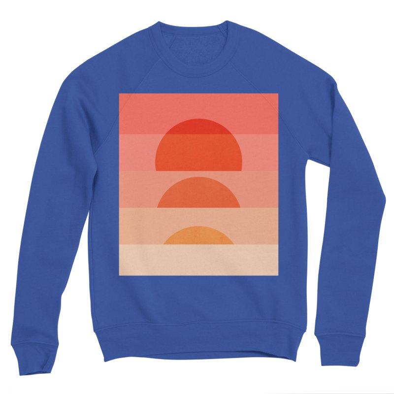 Abstraction_SUNSET_ART_001 Women's Sweatshirt by yeohgh