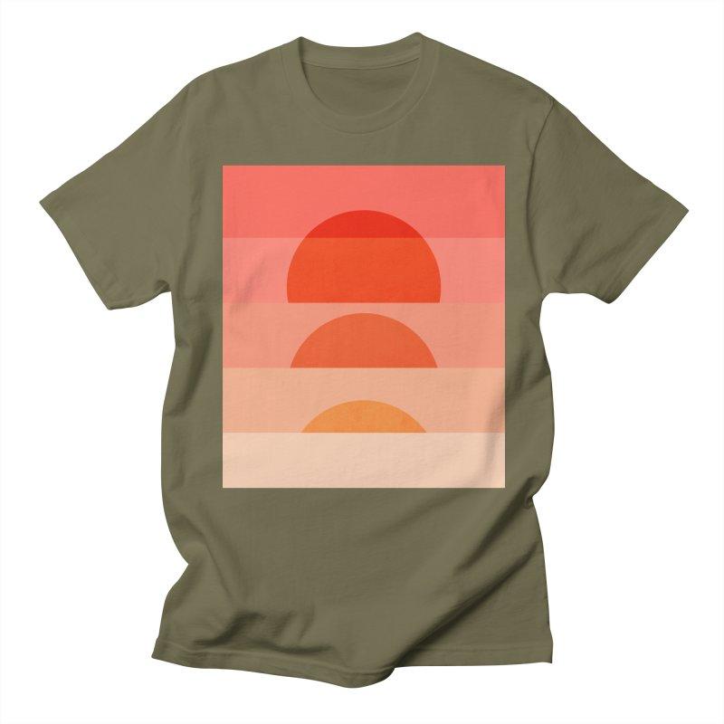 Abstraction_SUNSET_ART_001 Women's Regular Unisex T-Shirt by yeohgh