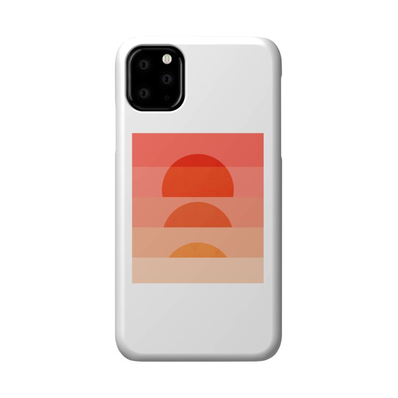 Abstraction_SUNSET_ART_001 Accessories Phone Case by yeohgh