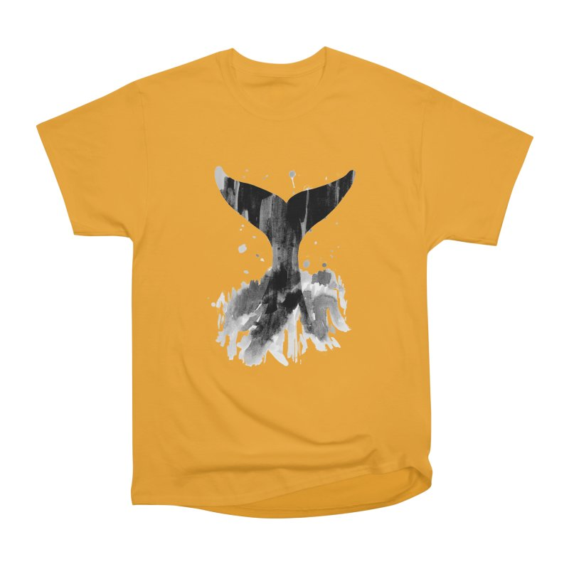Splash Women's Heavyweight Unisex T-Shirt by yeohgh