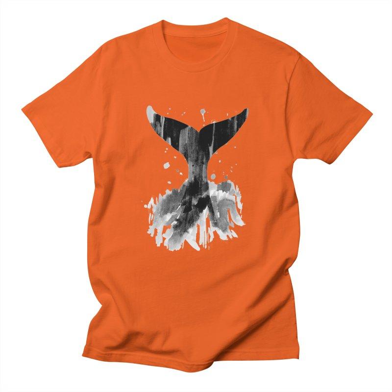 Splash Men's Regular T-Shirt by yeohgh