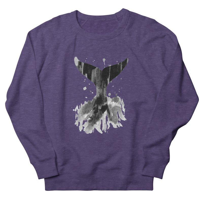 Splash Women's French Terry Sweatshirt by yeohgh