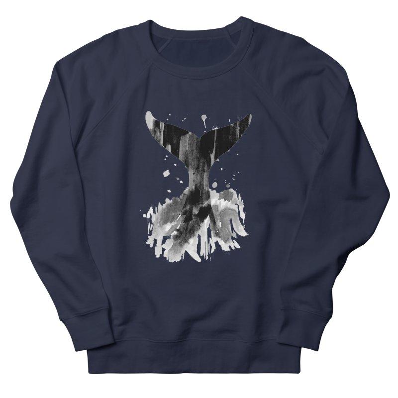 Splash Men's Sweatshirt by yeohgh