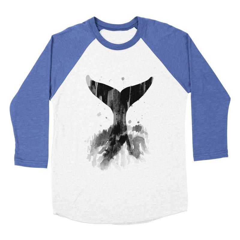 Splash Women's Baseball Triblend Longsleeve T-Shirt by yeohgh