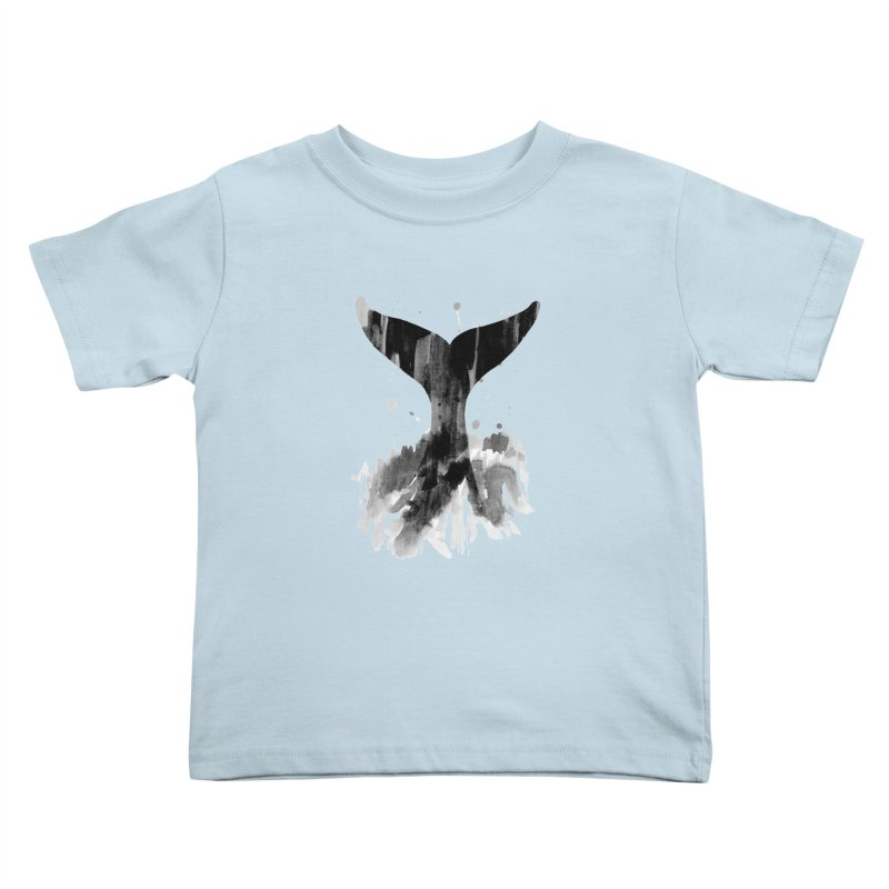 Splash Kids Toddler T-Shirt by yeohgh