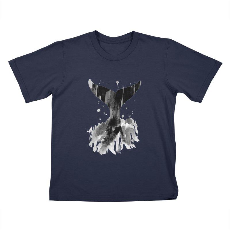 Splash Kids T-Shirt by yeohgh