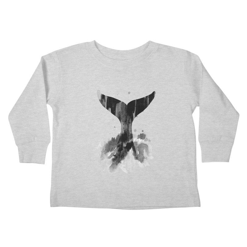 Splash Kids Toddler Longsleeve T-Shirt by yeohgh