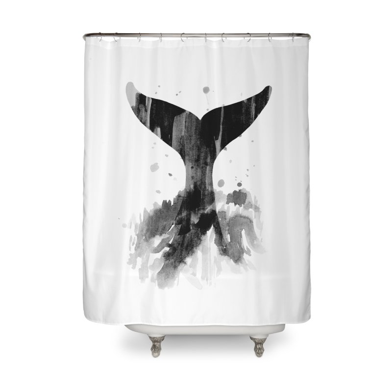 Splash Home Shower Curtain by yeohgh