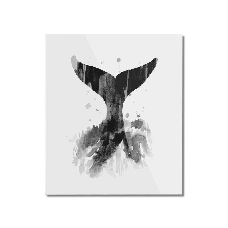 Splash Home Mounted Acrylic Print by yeohgh