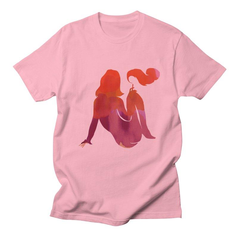 Sensual Women's Regular Unisex T-Shirt by yeohgh
