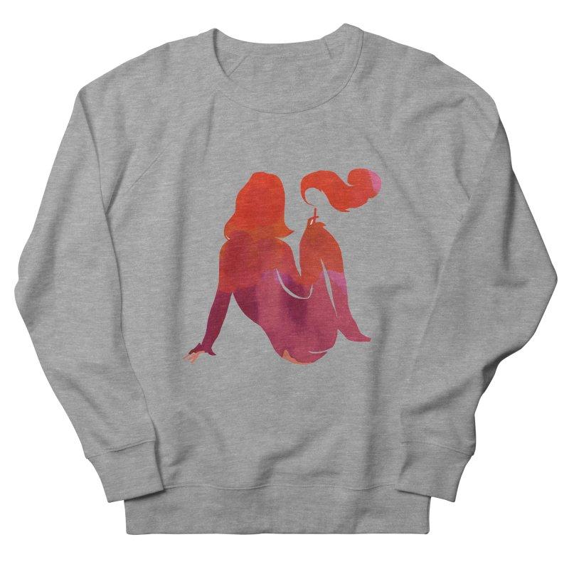 Sensual Women's French Terry Sweatshirt by yeohgh