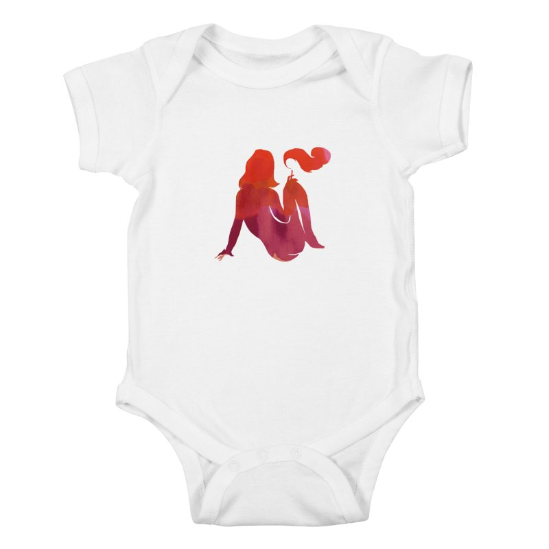 Sensual Kids Baby Bodysuit by yeohgh