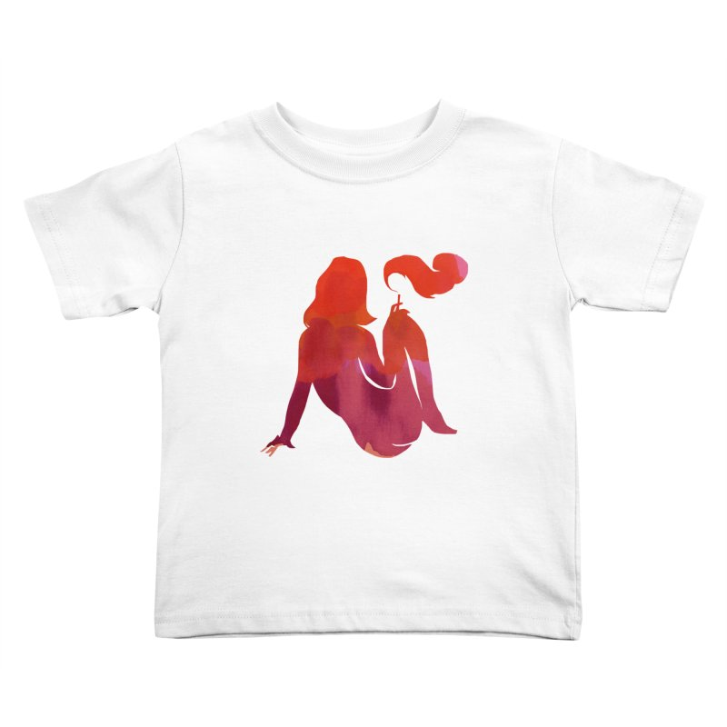 Sensual Kids Toddler T-Shirt by yeohgh