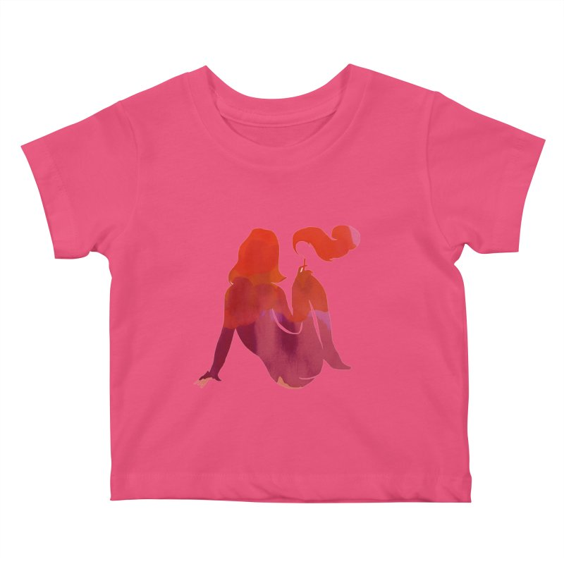 Sensual Kids Baby T-Shirt by yeohgh