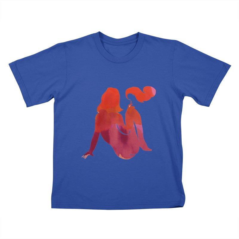 Sensual Kids T-Shirt by yeohgh