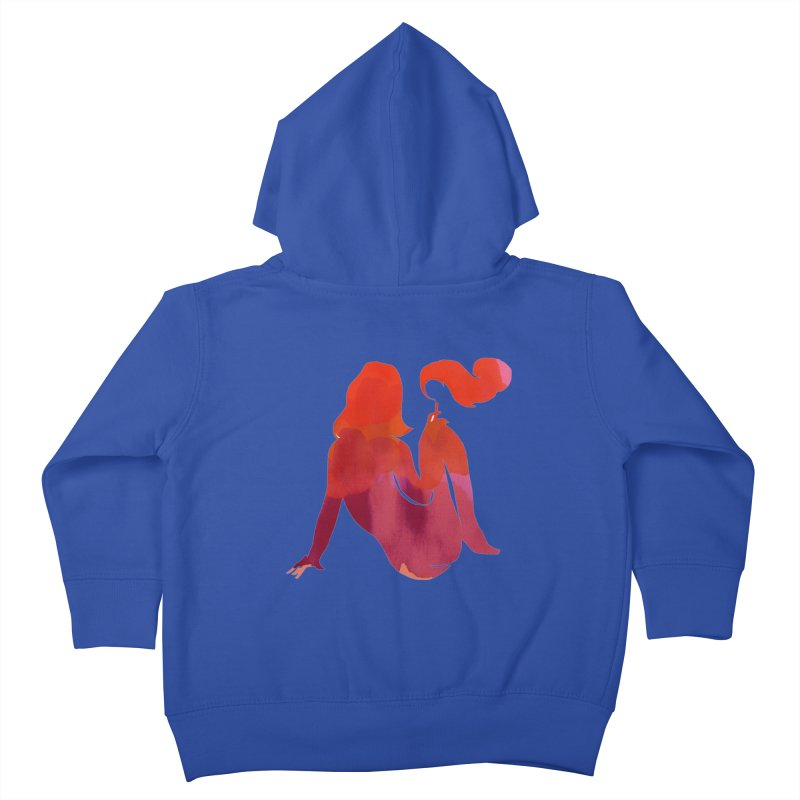 Sensual Kids Toddler Zip-Up Hoody by yeohgh