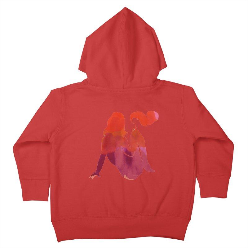 Sensual Kids Toddler Zip-Up Hoody by yeohgh