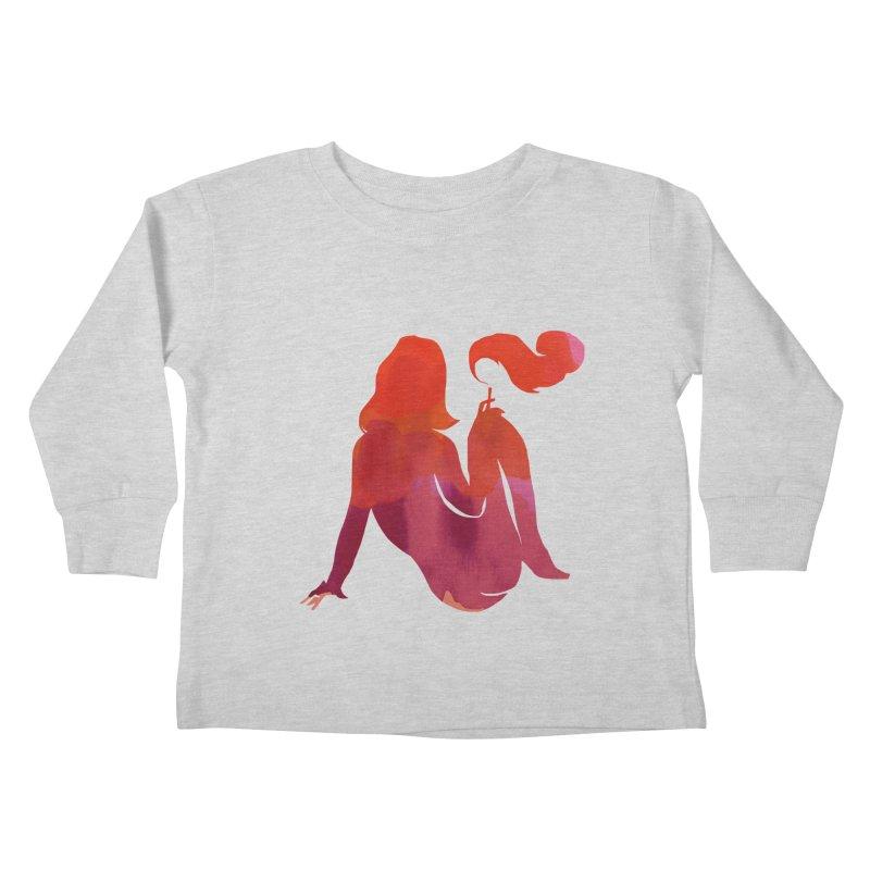 Sensual Kids Toddler Longsleeve T-Shirt by yeohgh