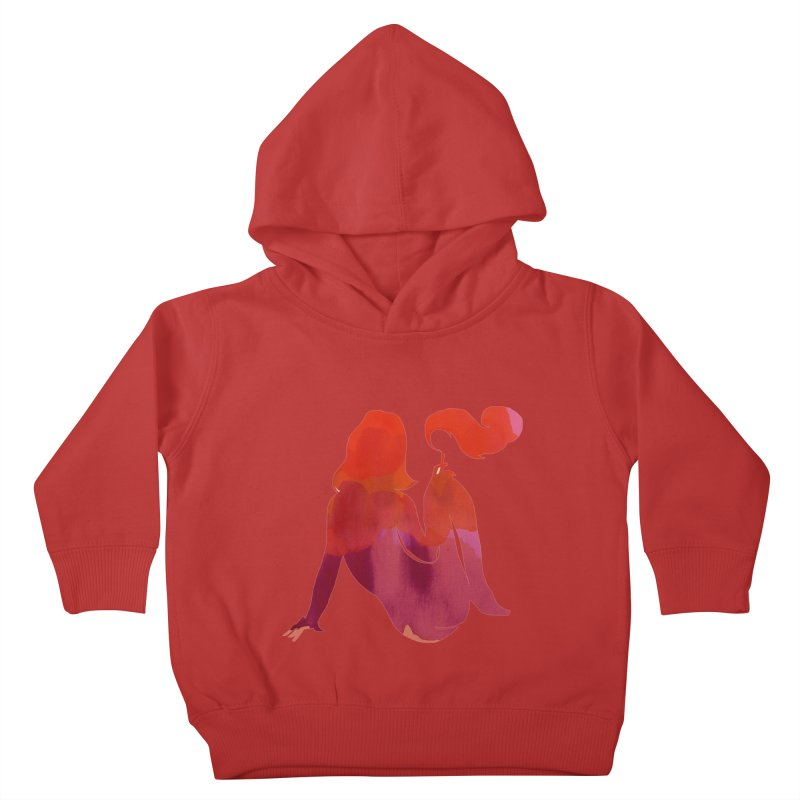 Sensual Kids Toddler Pullover Hoody by yeohgh