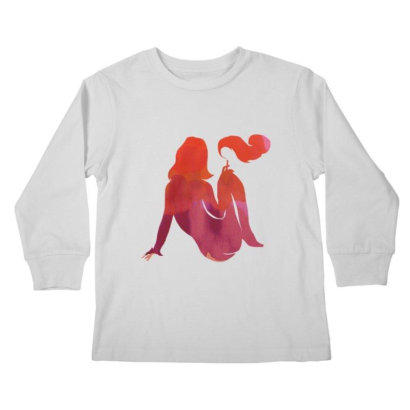 Sensual Kids Longsleeve T-Shirt by yeohgh