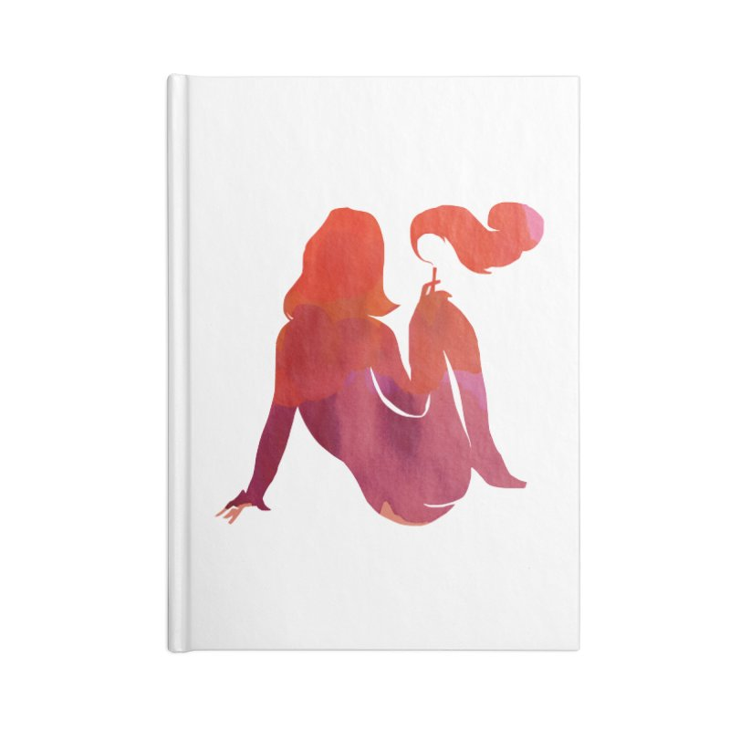Sensual Accessories Blank Journal Notebook by yeohgh