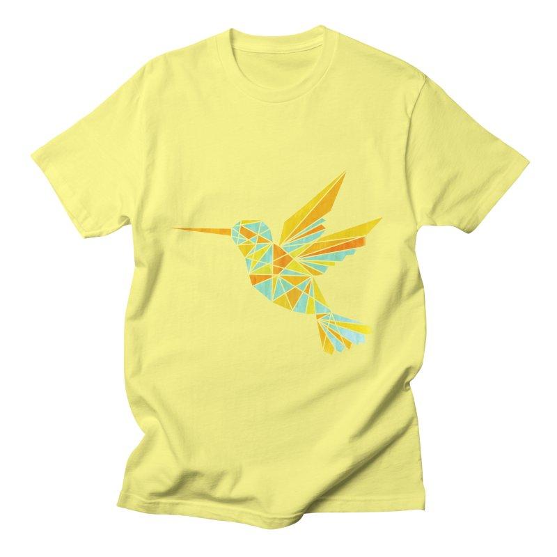 Hummingbird Men's T-Shirt by yeohgh
