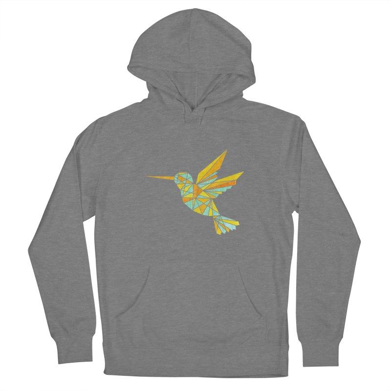 Hummingbird Men's Pullover Hoody by yeohgh