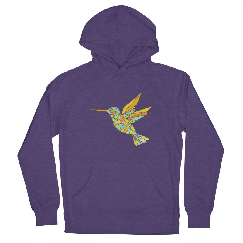 Hummingbird Women's French Terry Pullover Hoody by yeohgh