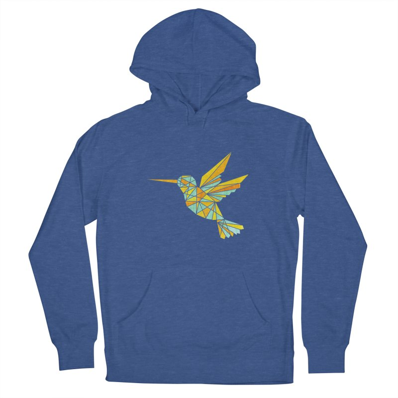 Hummingbird Men's French Terry Pullover Hoody by yeohgh