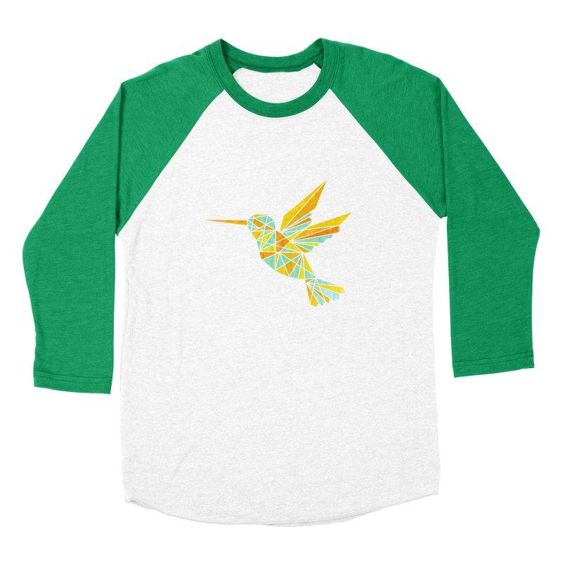 Hummingbird Men's Baseball Triblend Longsleeve T-Shirt by yeohgh