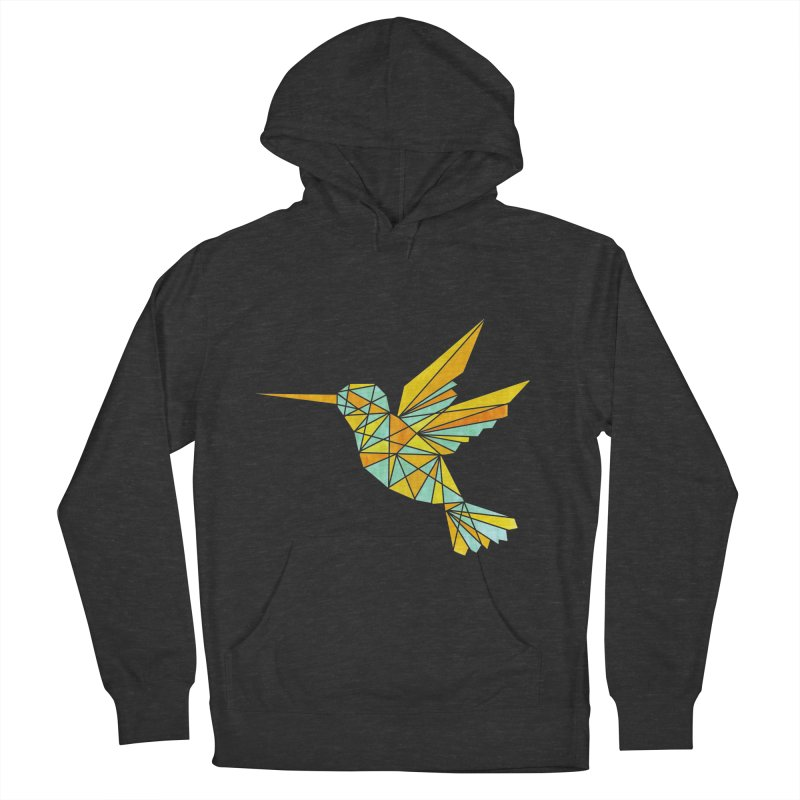 Hummingbird Men's Pullover Hoody by yeohgh