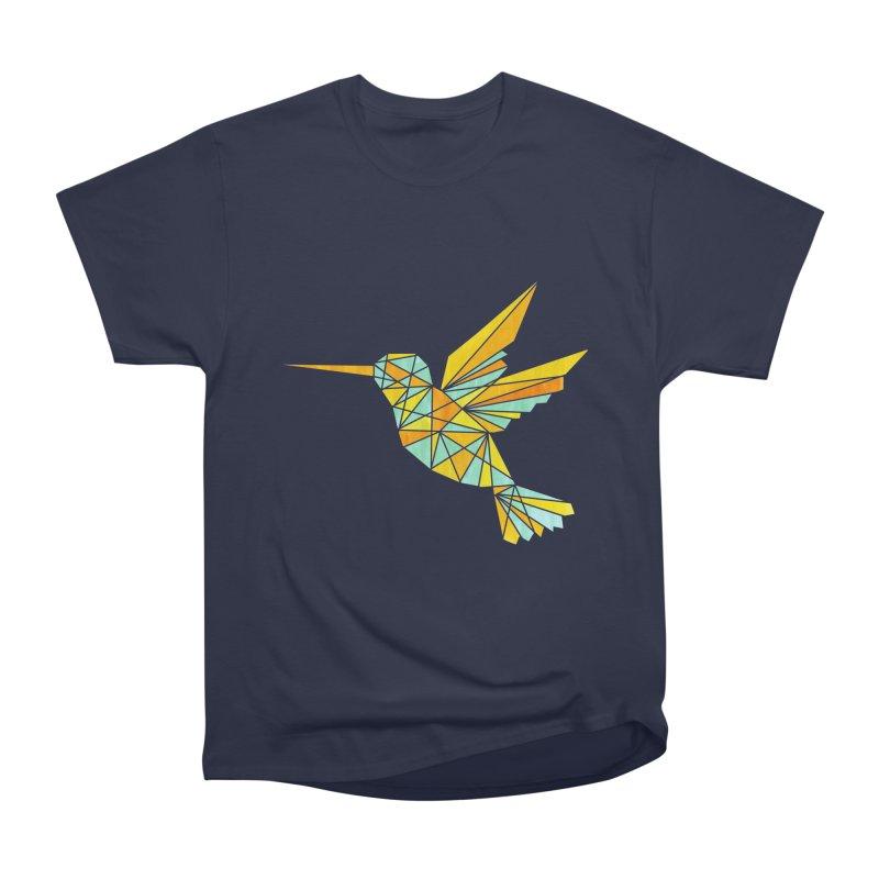 Hummingbird Men's Heavyweight T-Shirt by yeohgh