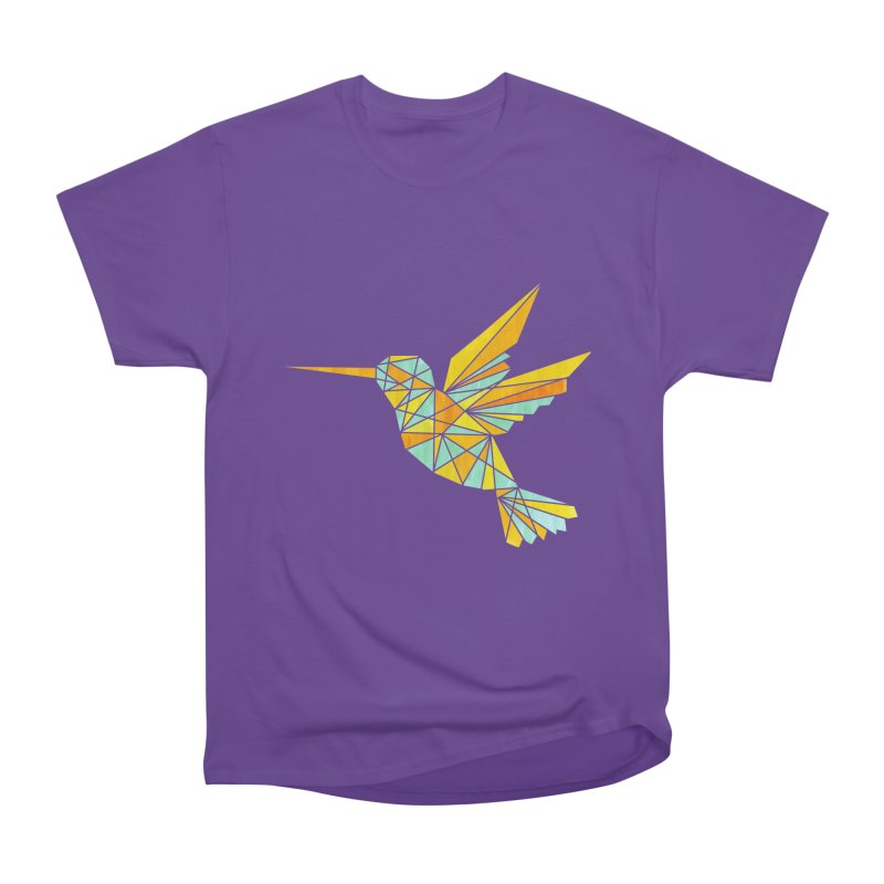 Hummingbird Women's Heavyweight Unisex T-Shirt by yeohgh