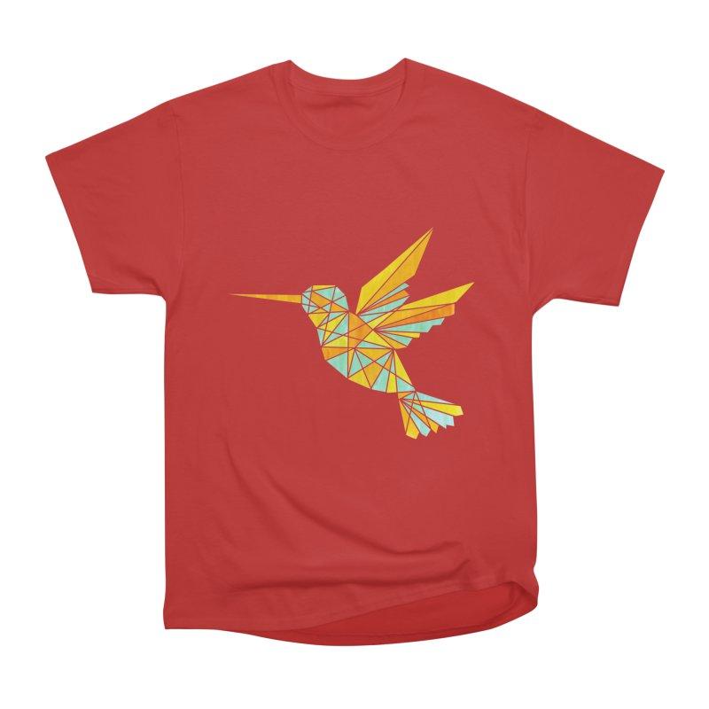 Hummingbird Women's Heavyweight Unisex T-Shirt by yeohgh