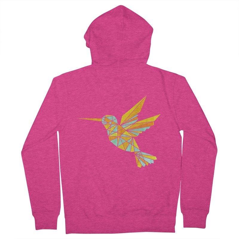 Hummingbird Women's Zip-Up Hoody by yeohgh