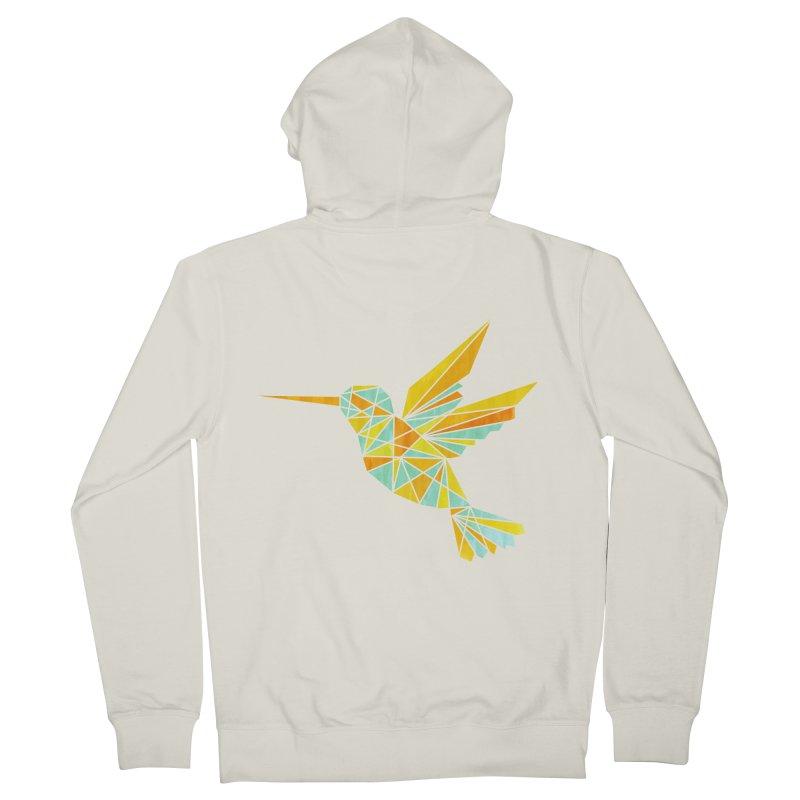 Hummingbird Women's French Terry Zip-Up Hoody by yeohgh