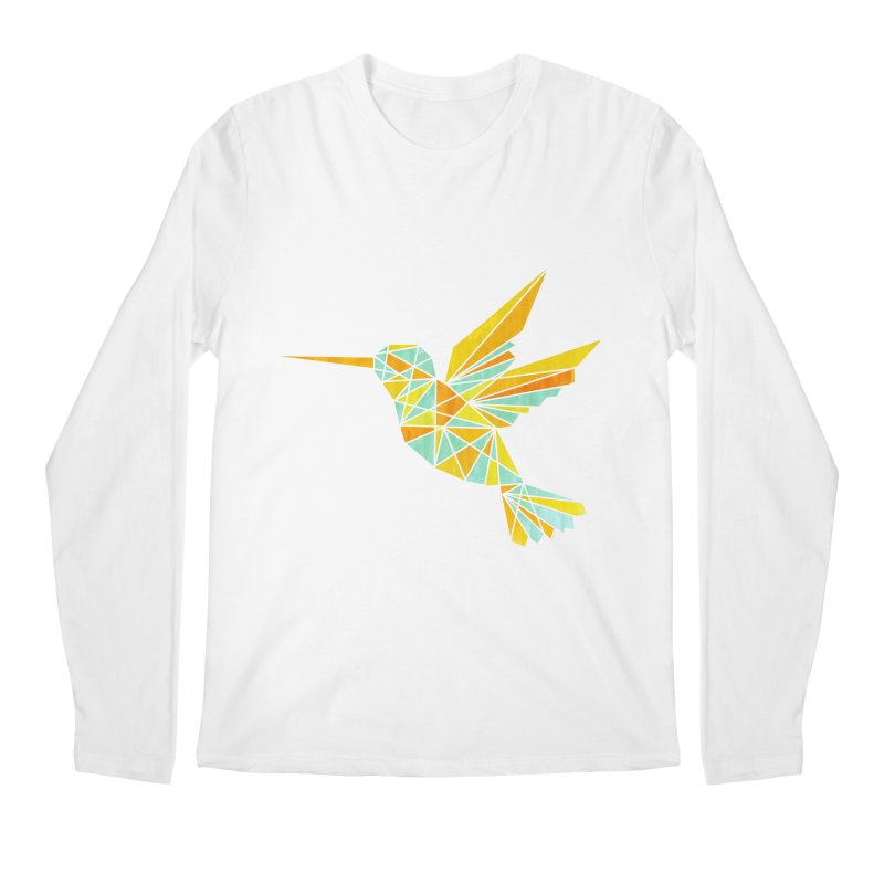 Hummingbird Men's Regular Longsleeve T-Shirt by yeohgh