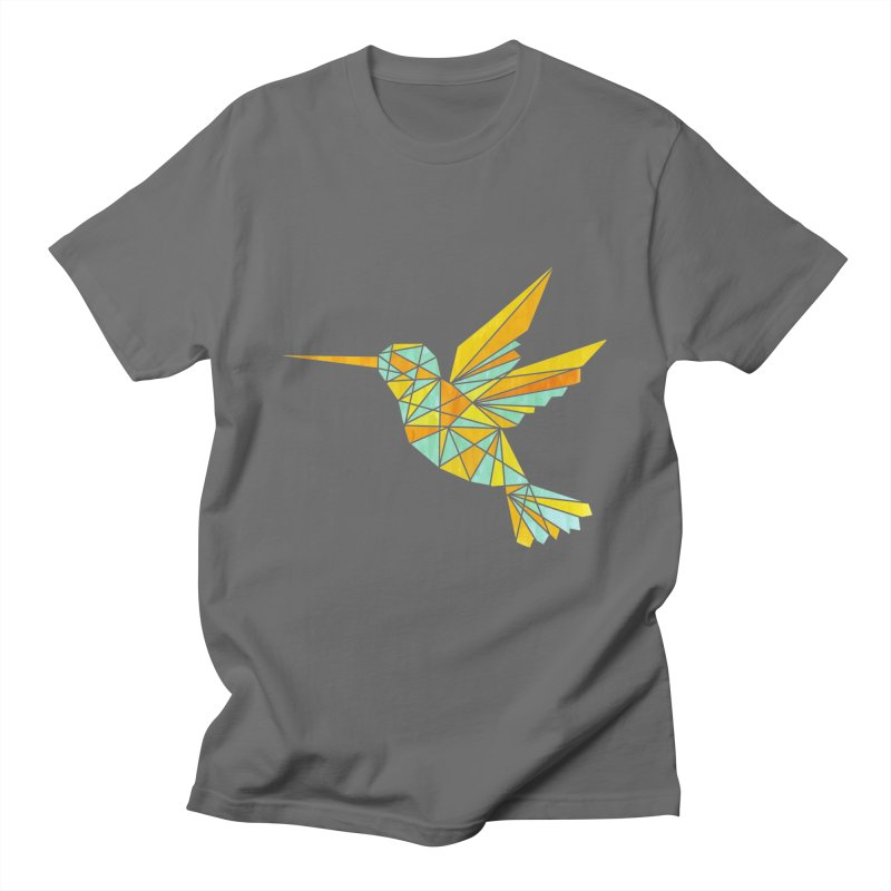 Hummingbird Men's T-Shirt by yeohgh