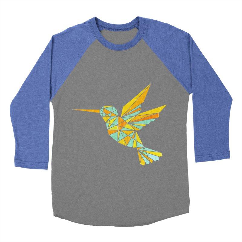 Hummingbird Women's Baseball Triblend Longsleeve T-Shirt by yeohgh