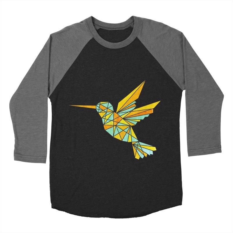 Hummingbird Men's Baseball Triblend T-Shirt by yeohgh