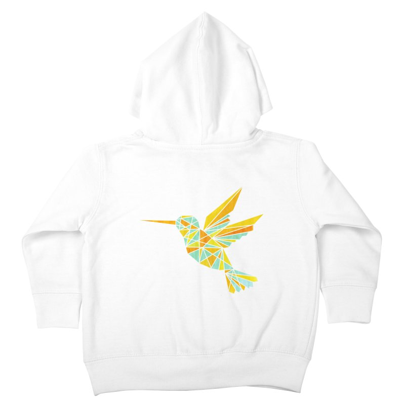 Hummingbird Kids Toddler Zip-Up Hoody by yeohgh