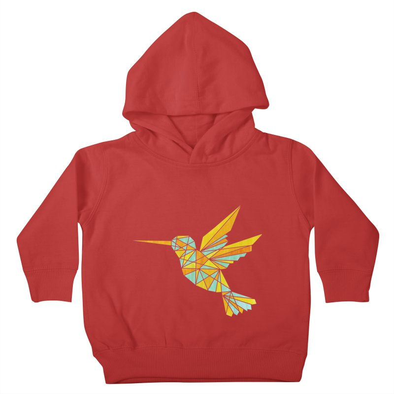 Hummingbird Kids Toddler Pullover Hoody by yeohgh