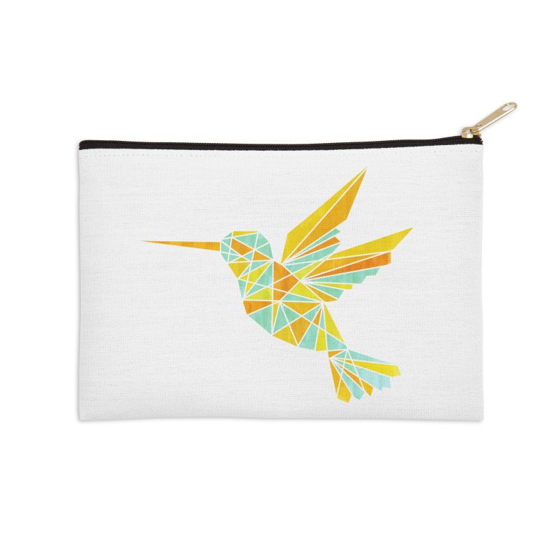 Hummingbird Accessories Zip Pouch by yeohgh