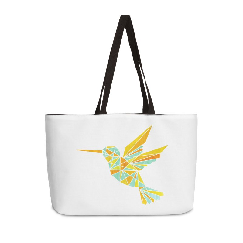 Hummingbird Accessories Weekender Bag Bag by yeohgh