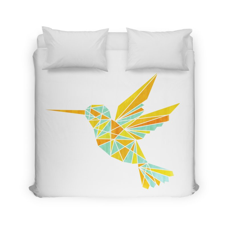 Hummingbird Home Duvet by yeohgh