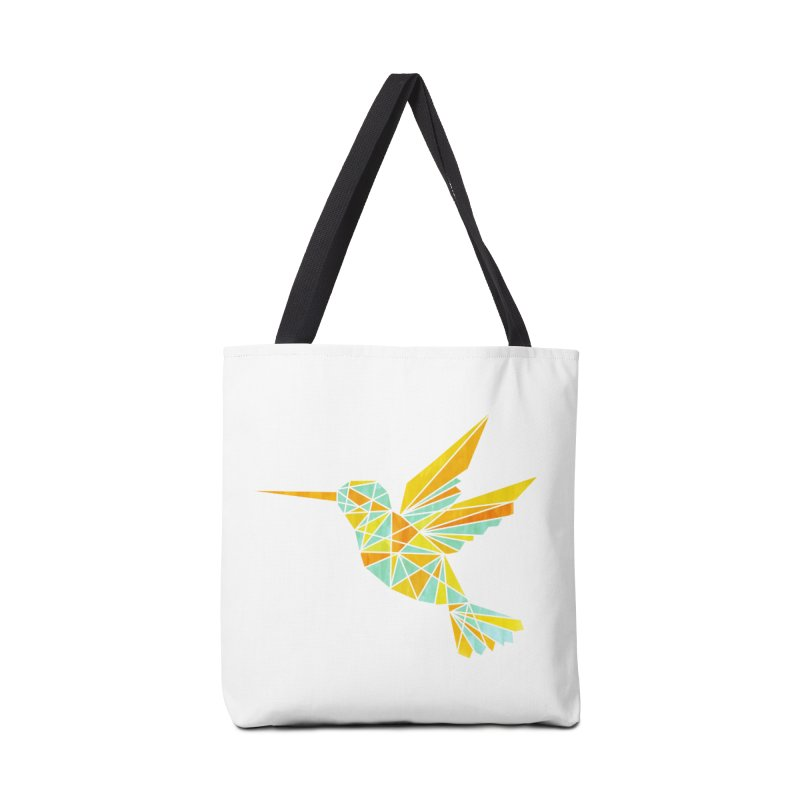 Hummingbird Accessories Tote Bag Bag by yeohgh